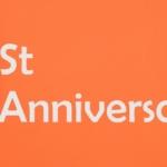 1stAnniversary